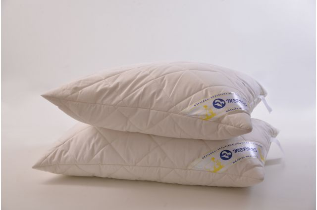 Stora skalbiamos vilnos pagalvė Satininės paklodės TavoSapnas