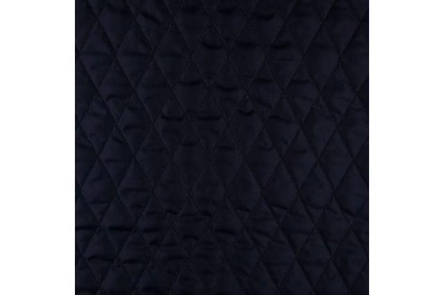 Pašiltintas striukinis pamušalas Tamsiai mėlynas|Satininės paklodės|TavoSapnas