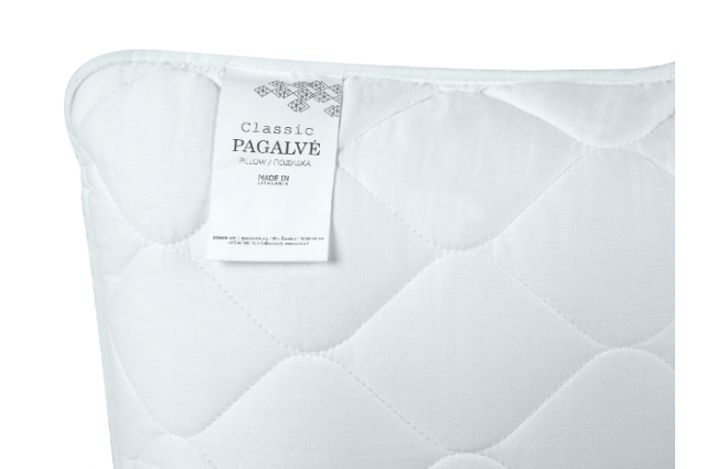Stora pagalvė Classic|Satininės paklodės|TavoSapnas