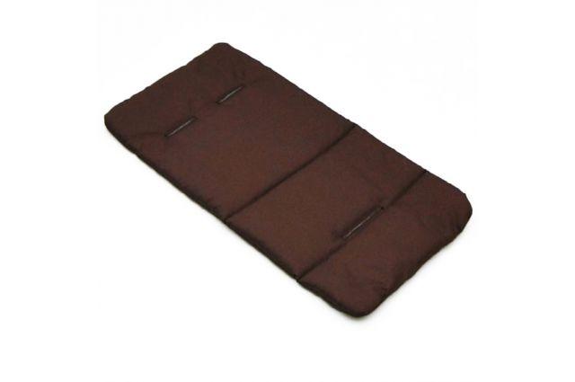 Čiužinukas Chocolate brown Satininės paklodės TavoSapnas