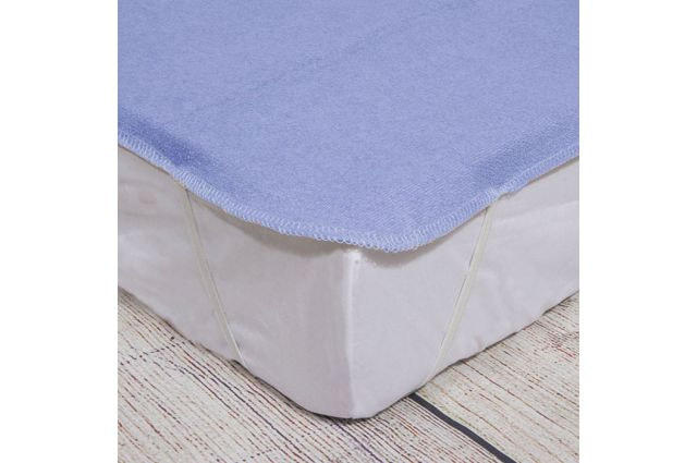 Neperšlampanti frotinė paklodė su gumomis|Satininės paklodės|TavoSapnas