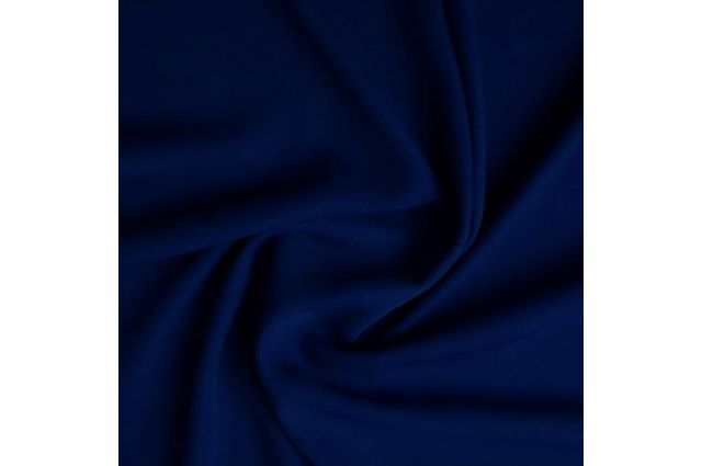 Krepinis žoržetas, karališkas mėlynas Satininės paklodės TavoSapnas