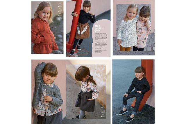 Ottobre design Autumn 4/2020|Satininės paklodės|TavoSapnas