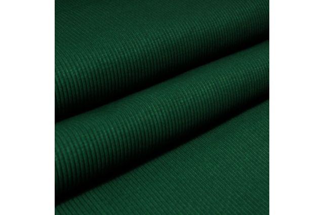 Rib trikotažas tamsiai žalias|Satininės paklodės|TavoSapnas