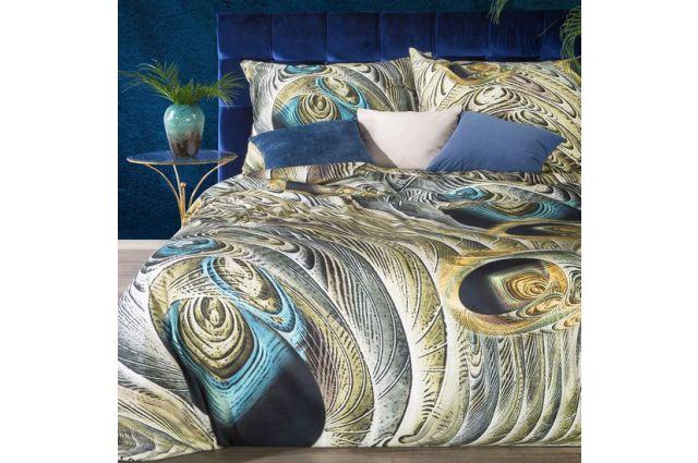 Eva Minge dizaino satino patalynės komplektas Magiškas sapnas|Satininės paklodės|TavoSapnas