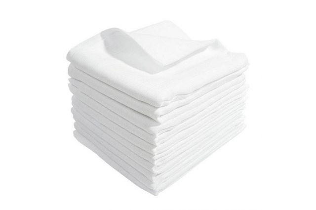Baltos Lux marlinės nosinaitės|Satininės paklodės|TavoSapnas