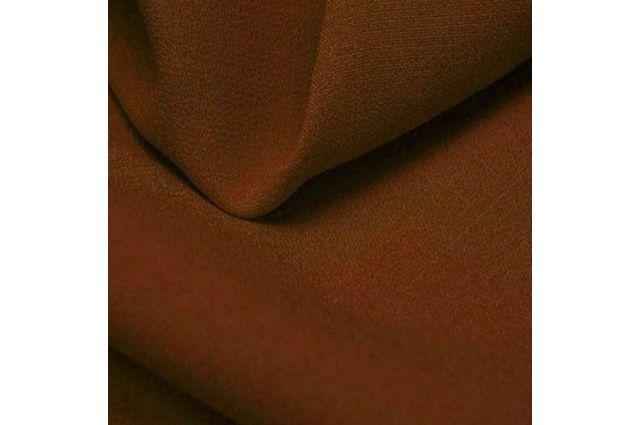 Gabardinas rudas, likutis 0.85x1.40m Satininės paklodės TavoSapnas