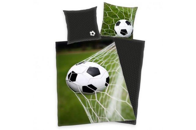 Patalynės komplektas Goal|Satininės paklodės|TavoSapnas
