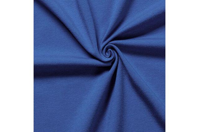 Medvilninis trikotažas (džersis) mėlynas|Satininės paklodės|TavoSapnas