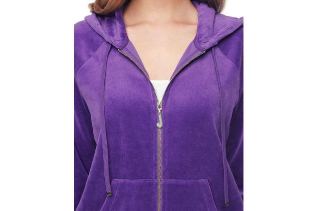 Veliūras Spring violetinis, likutis 0.95x1.80m|Satininės paklodės|TavoSapnas