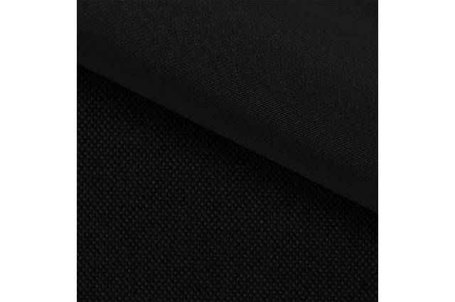 Vandeniui atsparus standus audinys Kodura juodas, likutis 2x1.50m|Satininės paklodės|TavoSapnas