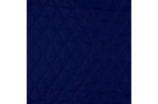Pašiltintas striukinis pamušalas Mėlynas, likutis 1.30x1.40m|Satininės paklodės|TavoSapnas