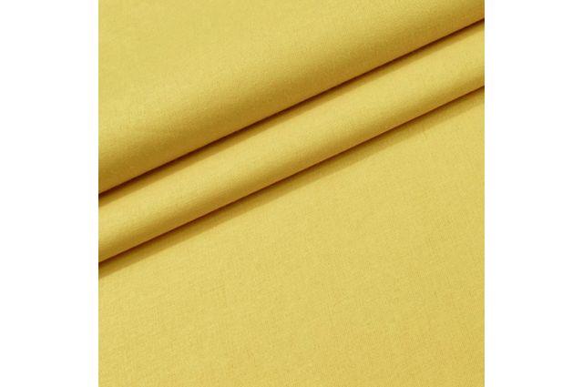 Drobelės neryškios geltonos likutis 0.25x0.95m|Satininės paklodės|TavoSapnas