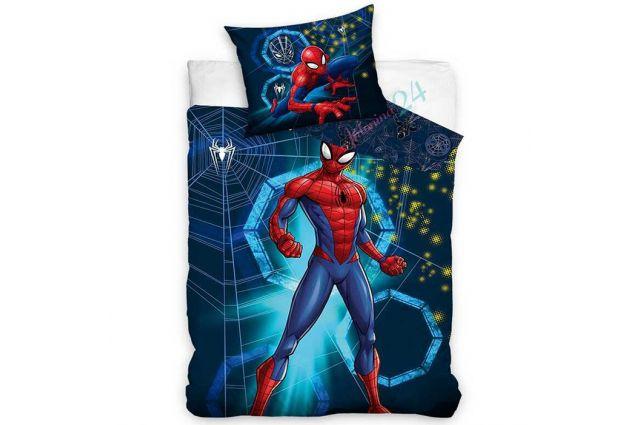 Patalynės komplektas Spider Satininės paklodės TavoSapnas