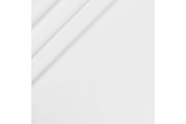 Drobelė balta, likutis 0.25x2m Satininės paklodės TavoSapnas