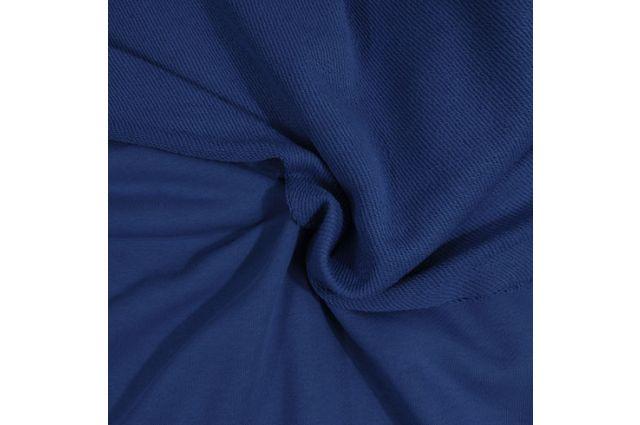 Trisiūlis kilpinis trikotažas mėlynas|Satininės paklodės|TavoSapnas