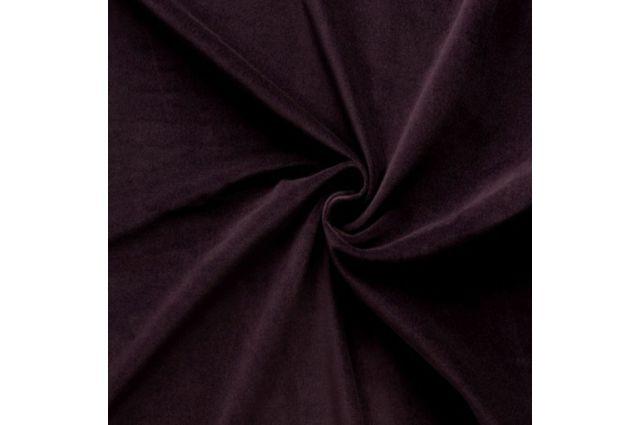 Veliūras Spring violetinis, likutis 1.40x1.80m Satininės paklodės TavoSapnas