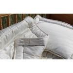 Vidutinio šiltumo rankų darbo vilnonė antklodė|Satininės paklodės|TavoSapnas