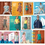 Ottobre design Summer 3/2019|Satininės paklodės|TavoSapnas