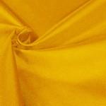 Vandeniui atsparus minkštas audinys Oxford geltonas Satininės paklodės TavoSapnas
