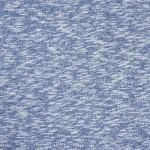 Trisiūlis kilpinis trikotažas mėlynas melanžas Satininės paklodės TavoSapnas