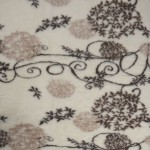 Merinosų vilnos pledukas Oramentai|Satininės paklodės|TavoSapnas