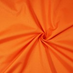 Vandeniui atsparus minkštas audinys Oxford oranžinis Satininės paklodės TavoSapnas
