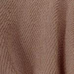 Trisiūlis kilpinis trikotažas šviesus pelenų rožinis, likutis 0.30x1.85m Satininės paklodės TavoSapnas