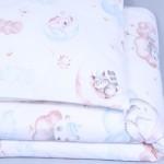 Flanelinė patalynė Ššš... miegu...|Satininės paklodės|TavoSapnas