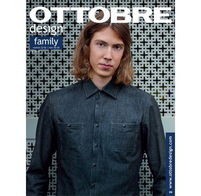 Ottobre design Family 7/2017|Audiniai|TavoSapnas