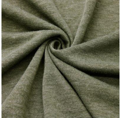 Megztas audinys Old chaki melange|Šilti, megzti audiniai|TavoSapnas