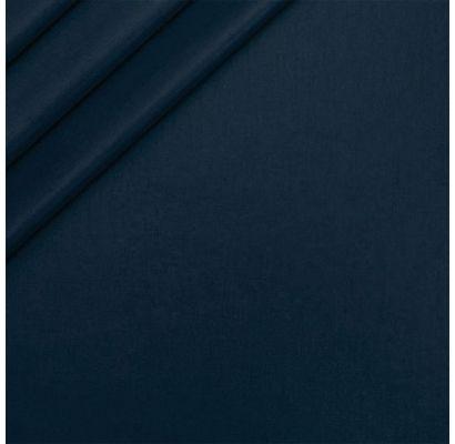Drobelė tamsiau mėlyna, likutis 0.45x1.50m|Audiniai|TavoSapnas