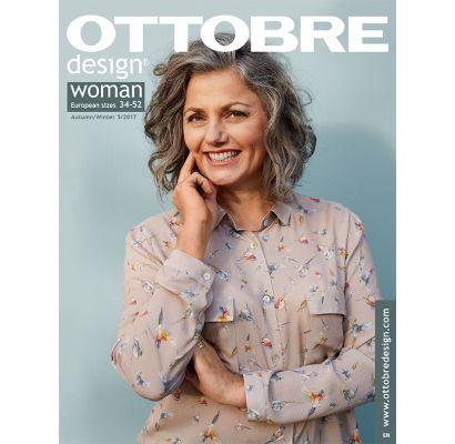 Ottobre design Woman Autumn/Winter 5/2017|Audiniai|TavoSapnas
