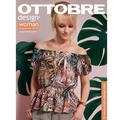Ottobre design Woman Spring/Summer 2/2017|Audiniai|TavoSapnas