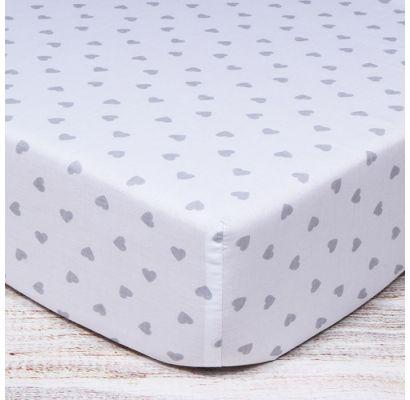 70x140cm|Drobinės paklodės su guma|TavoSapnas