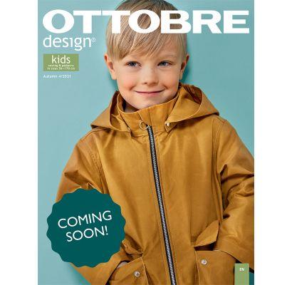 Ottobre design Autumn 4/2021 Audiniai TavoSapnas