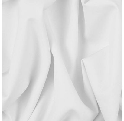 Puošnus audinys Barbie pieno baltas, likutis 1.75x1.40m|Audiniai|TavoSapnas