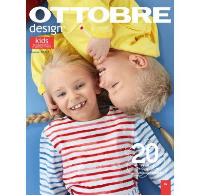 Ottobre design Summer 3/2020|Audiniai|TavoSapnas