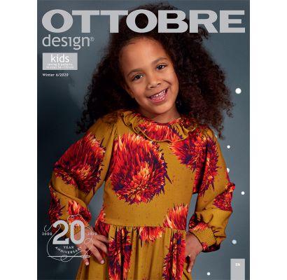 Ottobre design Winter 6/2020|Audiniai|TavoSapnas