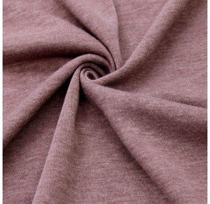 Megztas audinys Old dark lilac melange|Šilti, megzti audiniai|TavoSapnas