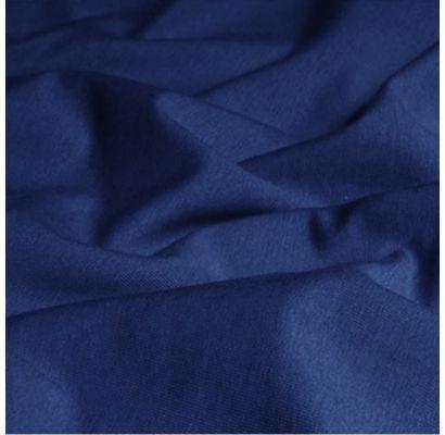 Kilpinis trikotažas mėlynas, likutis 0.80x1.80m Audiniai TavoSapnas
