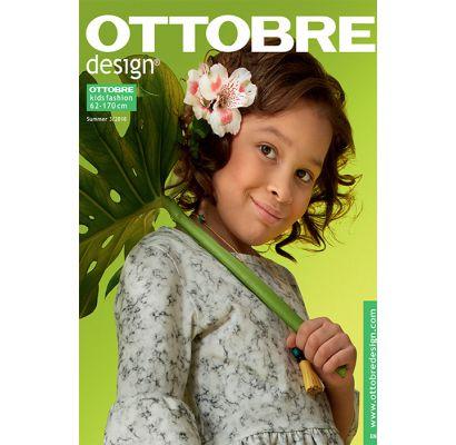 Ottobre design Summer 3/2018|Audiniai|TavoSapnas