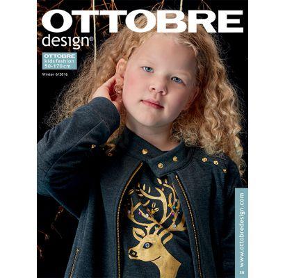 Ottobre design Winter 6/2016 Audiniai TavoSapnas