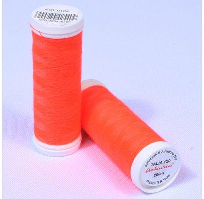 neoninė, rausvai oranžinė|Audiniai|TavoSapnas