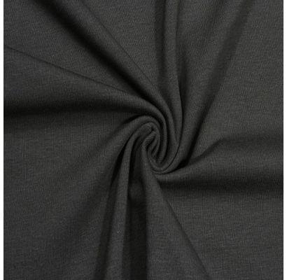 Kilpinio trikotažo tamsaus pilko likutis 0.40x1.80m|Audiniai|TavoSapnas