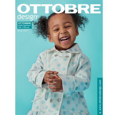 Ottobre design Spring 1/2019|Audiniai|TavoSapnas
