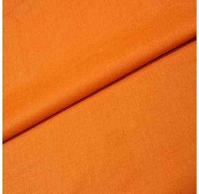 Drobelė oranžinė, likutis 0.40x1m Audiniai TavoSapnas