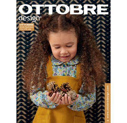 Ottobre design Autumn 4/2017 Audiniai TavoSapnas