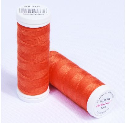 koralinė su oranžiniu atspalviu|Audiniai|TavoSapnas