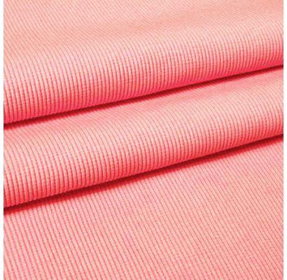 Rib trikotažas šviesus  rožinis, likutis 0.12x0.25m|Audiniai|TavoSapnas